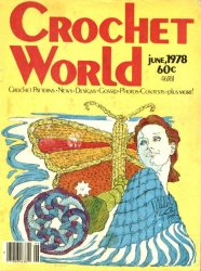 Crochet World №6 1978