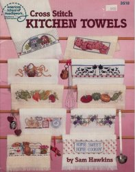 3518 Kitchen towels