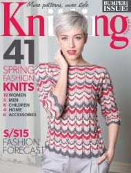 Knitting - March 2015