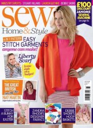 Sew Home & Style - March 2015