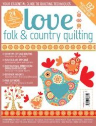 Love Folk & Country Quilting August 2014