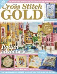 Cross Stitch Gold №118, February 2015