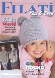 Filati Kids & Teens №4 2014