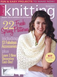 Love of Knitting - Spring 2015