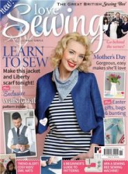 Love Sewing Issue 11 2015