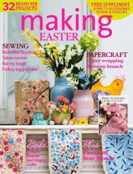 Making easter -March 2015