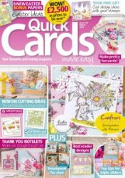 Quick Cards Made Easy  №137 March 2015