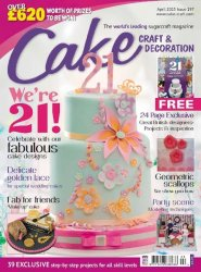 Cake Craft and Decoration № 197 2015