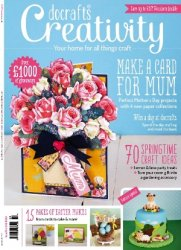 Docrafts  Creativity � 56 March 2015