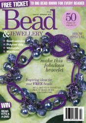 Bead Magazine №61 April-May 2015