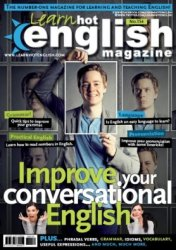 Learn Hot English Magazine №154