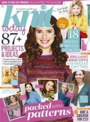 Knit Today Issue 110, April 2015