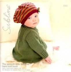 The Seventh Little Sublime Hand Knit Book 640