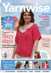 Yarnwise №62 - July/August 2013