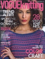 V�gu� Knitting Intern�ti�n�l - Spring/Summer 2015