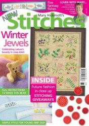 Mary Hickmott's New Stitches №261 2015