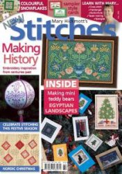 Mary Hickmott's New Stitches №260 2014