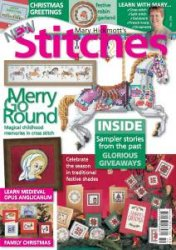 Mary Hickmott's New Stitches №259 November 2014