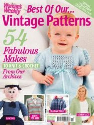Woman's Weekly Knitting & Vintage Patterns November/December 2013
