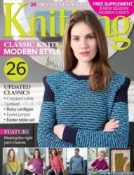 Knitting - April 2015