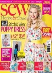 Sew Home & Style �70 April 2015