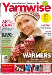 Yarnwise Issue 55 December 2102