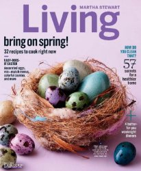 Martha Stewart Living - April 2015
