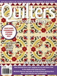 Quilters Companion №71  2015 January-February