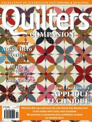 Quilters Companion №72 2015 March-April