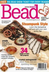 Bead Magazine Issue 40 2012
