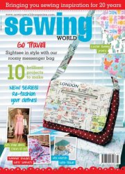 Sewing World - April 2015