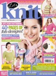 Let's Knit №91 April 2015