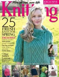 Knitting Magazine №4, 2013