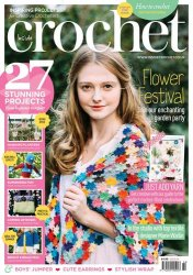 Inside Crochet Issue 64 2015
