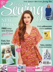 Love Sewing Issue 12 2015