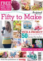 Inspired to Make: Fifty to Make 2015