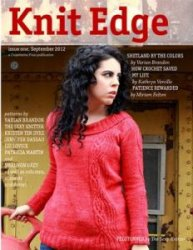 Knit Edge Magazine Issue 1 September 2012