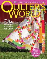 Quilter's World - Spring 2015