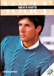 Vogue Men's Knits (Vogue Knitting Library No. 5)