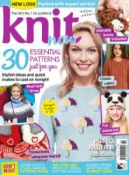 Knit Now №46, 2015