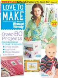 Love to make with Woman's Weekly - May 2015