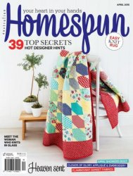Australian Homespun - April 2015