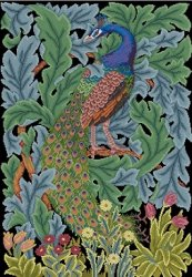 Needlepoint Kit - Peacock