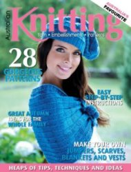 Knitting Vol.7 №1, 2015