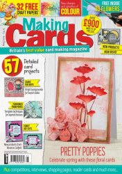 Making Cards �5  May 2015
