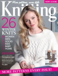 Knitting January 2013