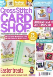 Cross Stitch Card Shop №101 2015
