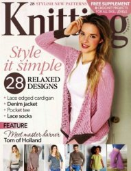 Knitting Magazine №5 May 2015