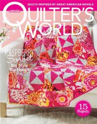 Quilter's World Magazine №2 Summer2015