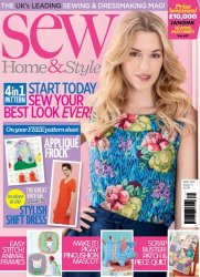 Sew Home & Style – May 2015